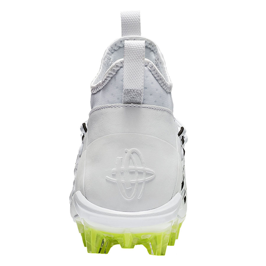 Nike Huarache 6 Elite-White-Black Volt