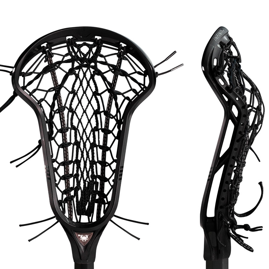 ECD Infinity Head Strung with Venom Mesh