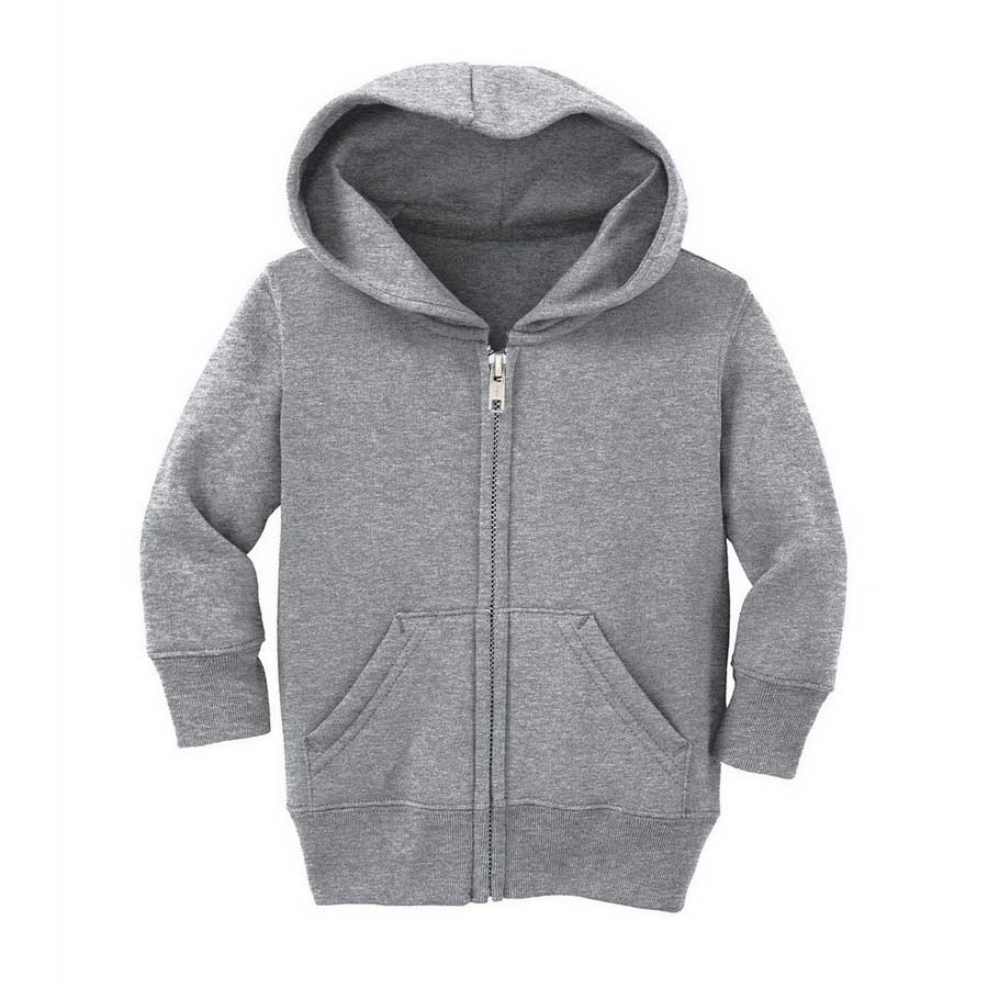Lax.com Infant Fleece Full-Zip Hooded Sweatshirt